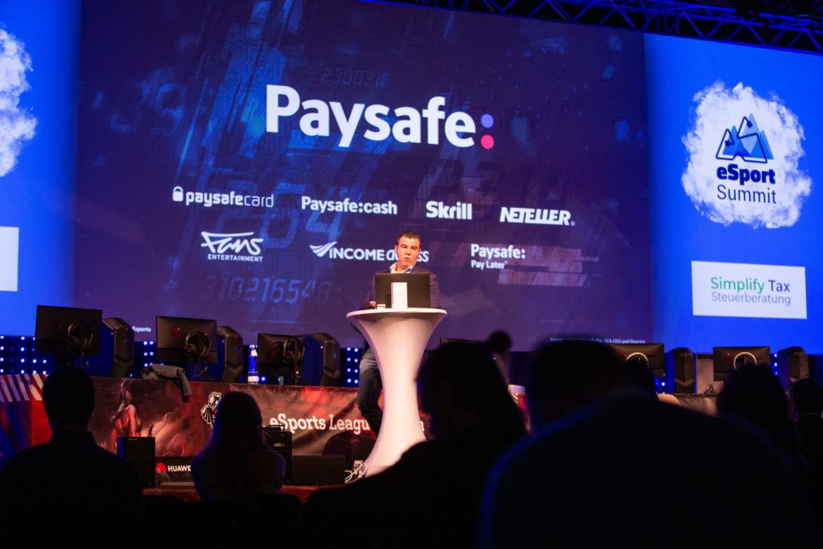eSport Summit Paysafe
