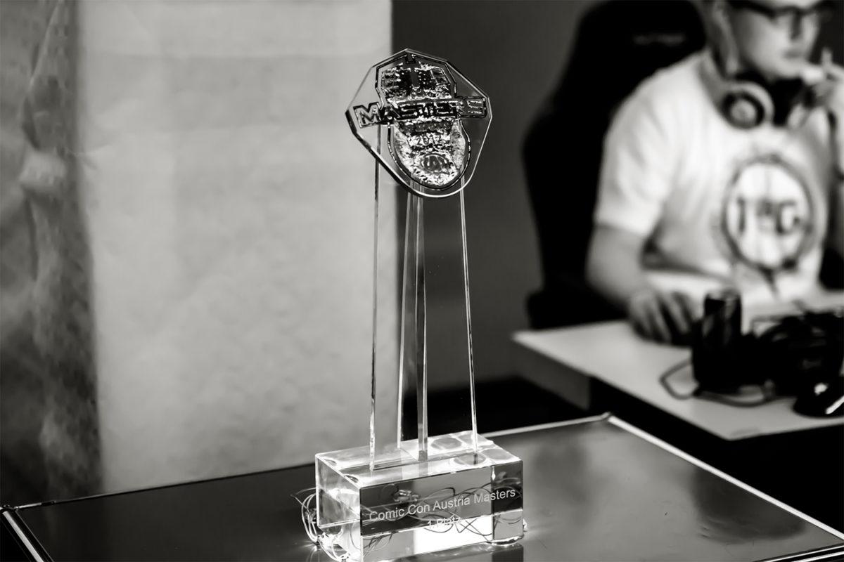 Pokal der ACC Masters of eSports